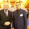 Əhməd Şahidov Türk dünyasının böyük siyasətçisi Ekmeleddin İhsanoğlu ilə görüşüb
