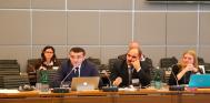 """""""Avropanın aparıcı media orqanları konfliktlərə ikili standartlardan yanaşır"""" – Əhməd Şahidov ATƏT-in Vyana toplantısında çıxış edib"""