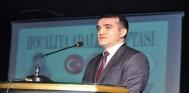 """Əhməd Şahidov İstanbul Yeni Yüzyıl Universitetində keçirilən """"Xocalıya Ədalət"""" konfransında çıxış edib"""