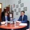 Əhməd Şahidov Bosniya və Herseqovinanın Ombudsmanı ilə görüşdə Azərbaycan həqiqətləri barədə danışıb