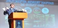 """Əhməd Şahidov İstanbul Aydın Universitetində keçirilən """"Xocalıya Ədalət"""" konfransında Avropanın ikili standartlarından danışıb"""
