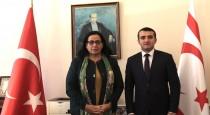 Əhməd Şahidov Şimali Kipr Türk Cümhuriyyətinin Londondakı səfirliyini ziyarət edib