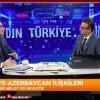 """Əhməd Şahidov Türkiyənin """"Ulusal Kanal"""" Televiziyasında azərbaycanlı əsir və girovlardan danışıb"""