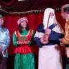 Qax Dövlət Kukla Teatrında uşaqlar üçün Novruz şənlikləri keçirilir