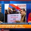 Türkiyənin Ulusal Kanal Televiziyasında Xocalı soyqırımı və azərbaycanlı girovlar barədə danışılıb