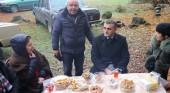 Qax rayonunda gürcü və azərbaycanlıların vəhdət rəmzi olan Kürmükoba bayramı qeyd olunub