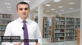 """Əhməd Şahidov Qax kitabxanaçılarına müraciət etdi: """"Kitaba və kitabxanaçıya dəyər verəni seçin"""""""
